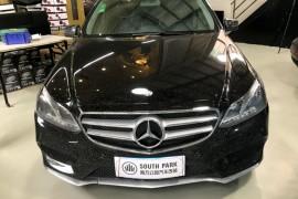 奔驰E级汽车音响改装美国DD - 厦门南方公园汽车音响改装