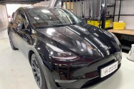 【厦门南方公园】特斯拉modely全车隔音改装 狮龙顶级隔音王+狮龙专用轮毂隔音套件