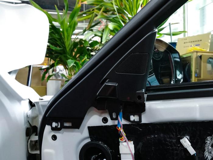 厦门英菲尼迪Q50汽车音响改装美国DD - 厦门南方公园汽车音响改装 隔音改装 第11张