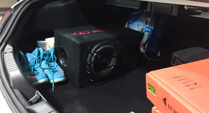 190【奔驰 C63改装案例】升级日本必伟中、高音,彩虹奔驰专用喇叭,DD 超低音 音响改装 第8张