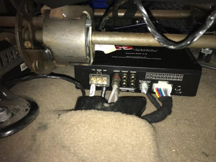 别克GL8汽车音响改装德国 - 厦门南方公园汽车音响改装 隔音改装 第9张